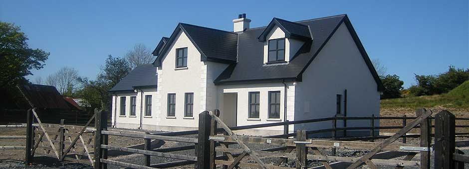 Ec construction ltd for House designs ireland dormer